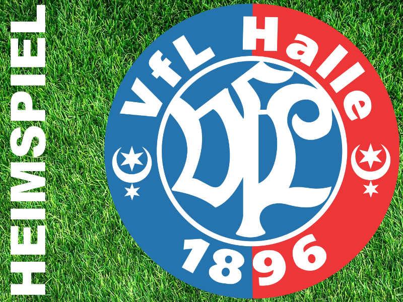 VfL Halle 96 e.V. - FC Rot-Weiß Erfurt