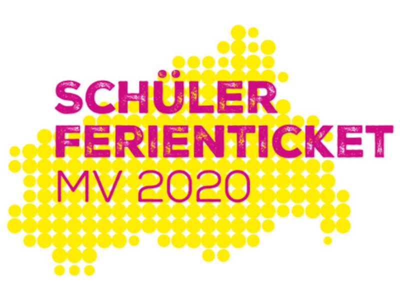 SchülerFerienTicket MV 2020