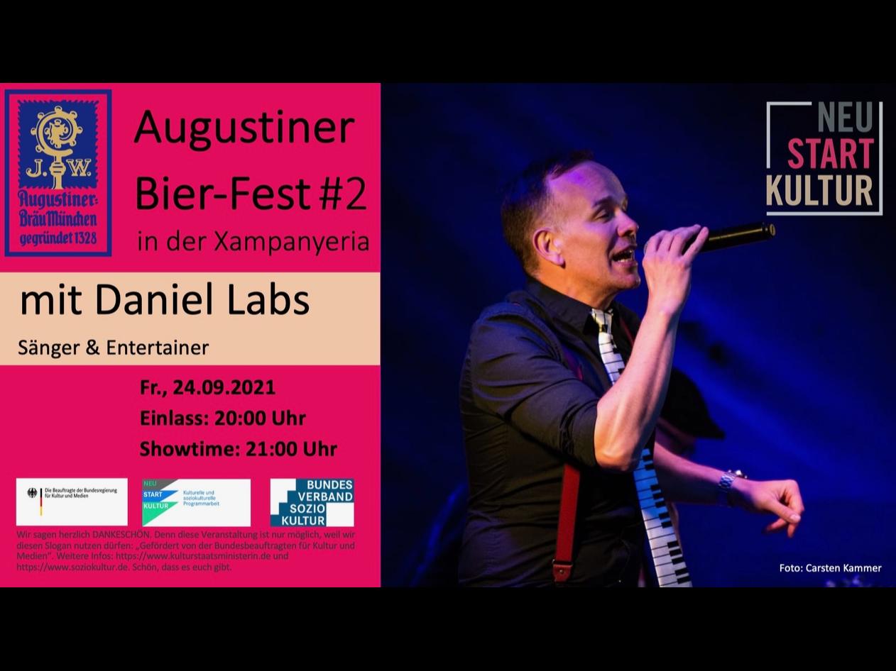 Augustiner Bierfest Nr. 2 mit Daniel Labs